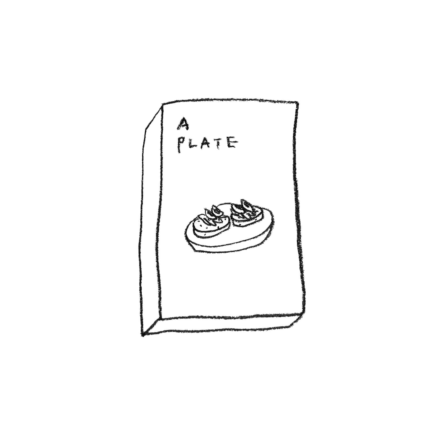 A PLATE