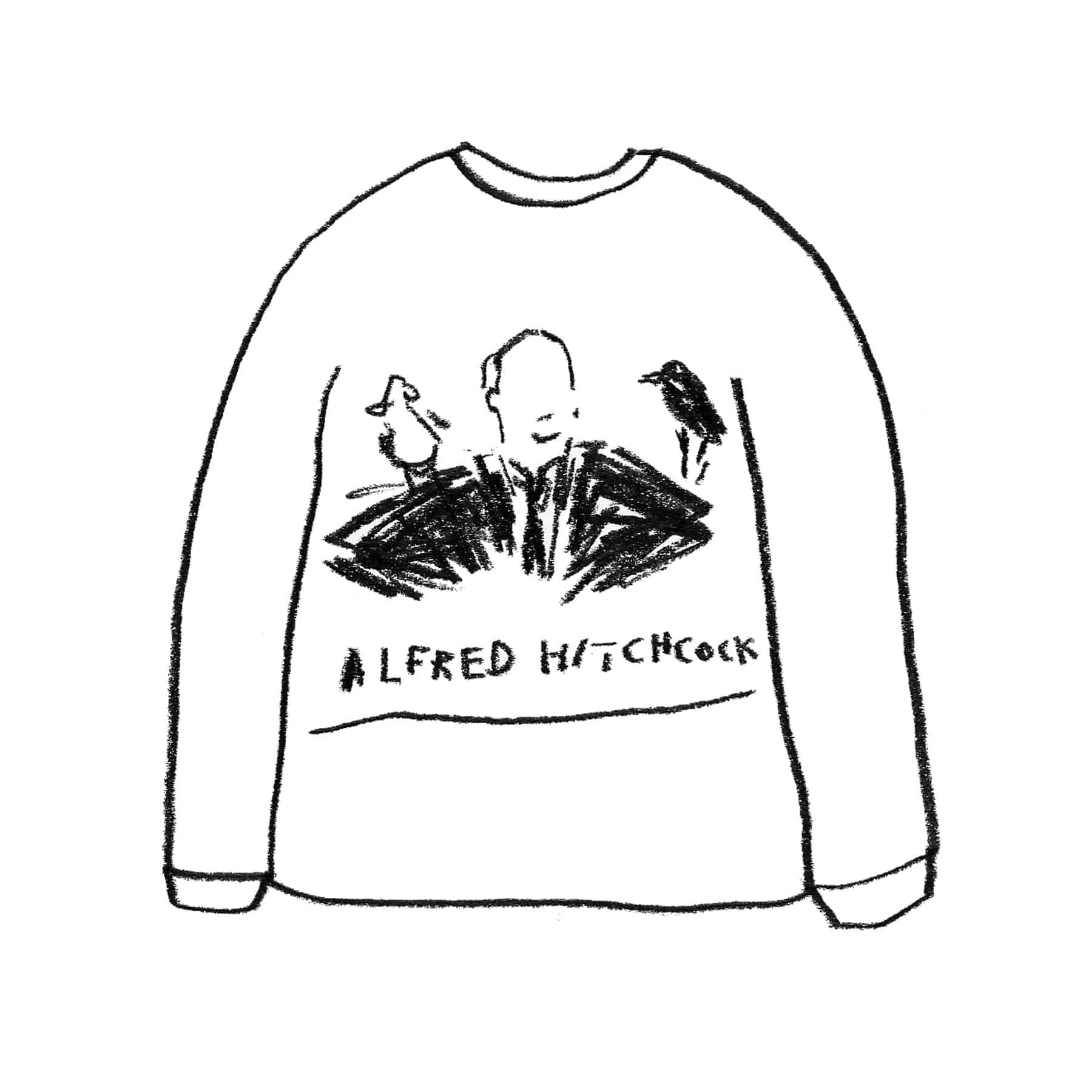 HITCHCOCK SWEAT SHIRT