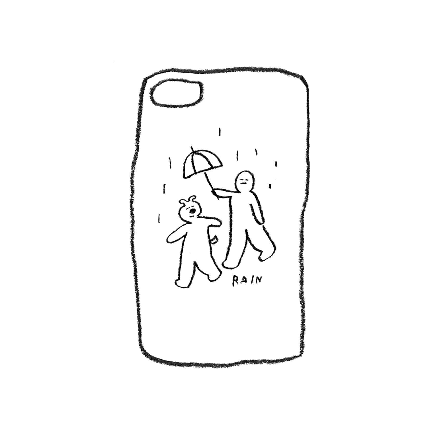 SOSO JELLY CASE