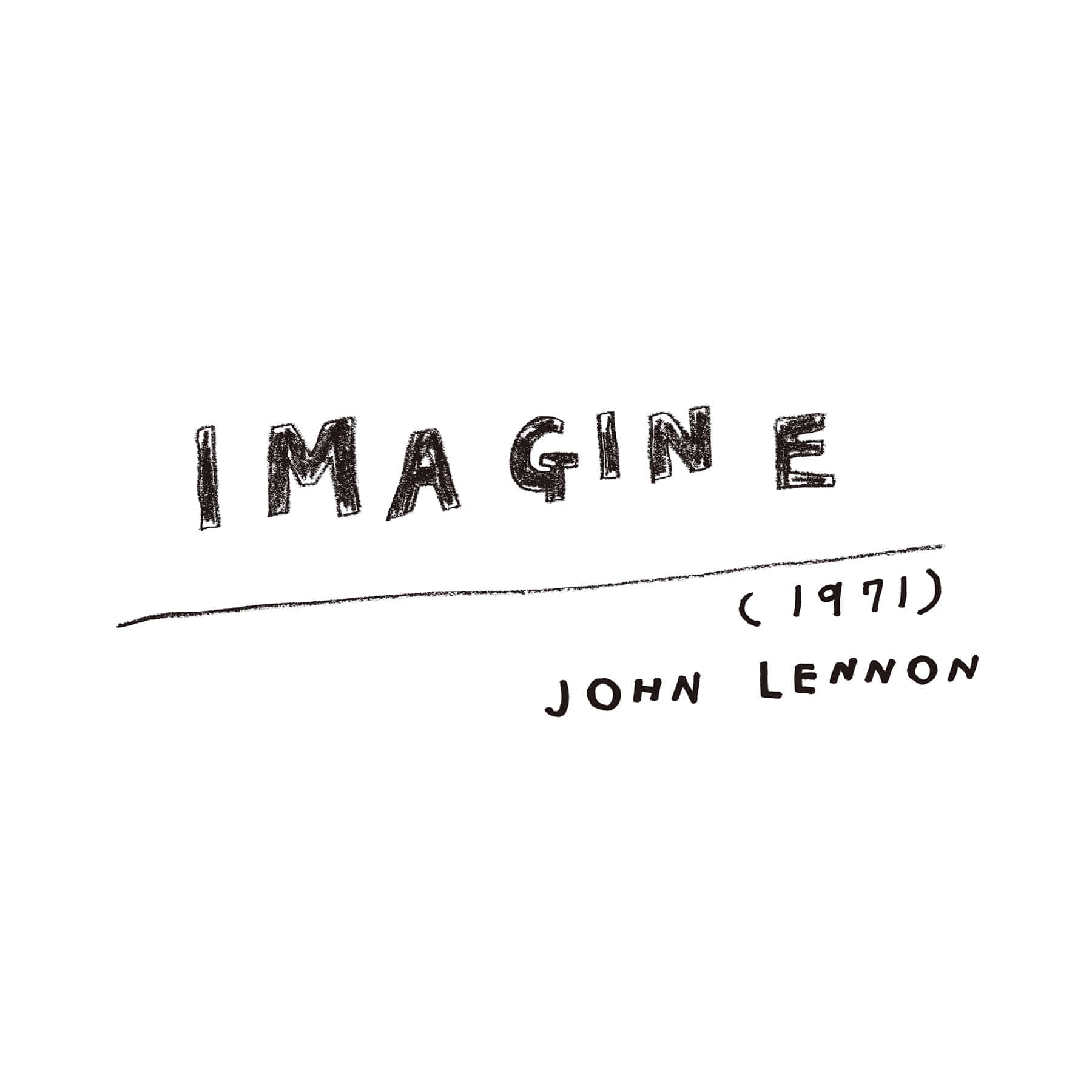 IMAGINE : JOHN LENNON