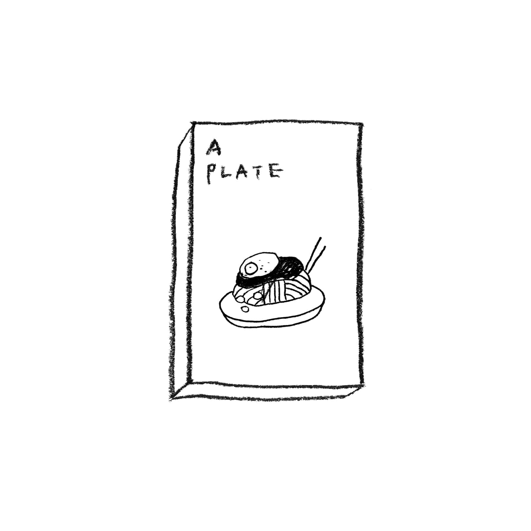 A PLATE #2