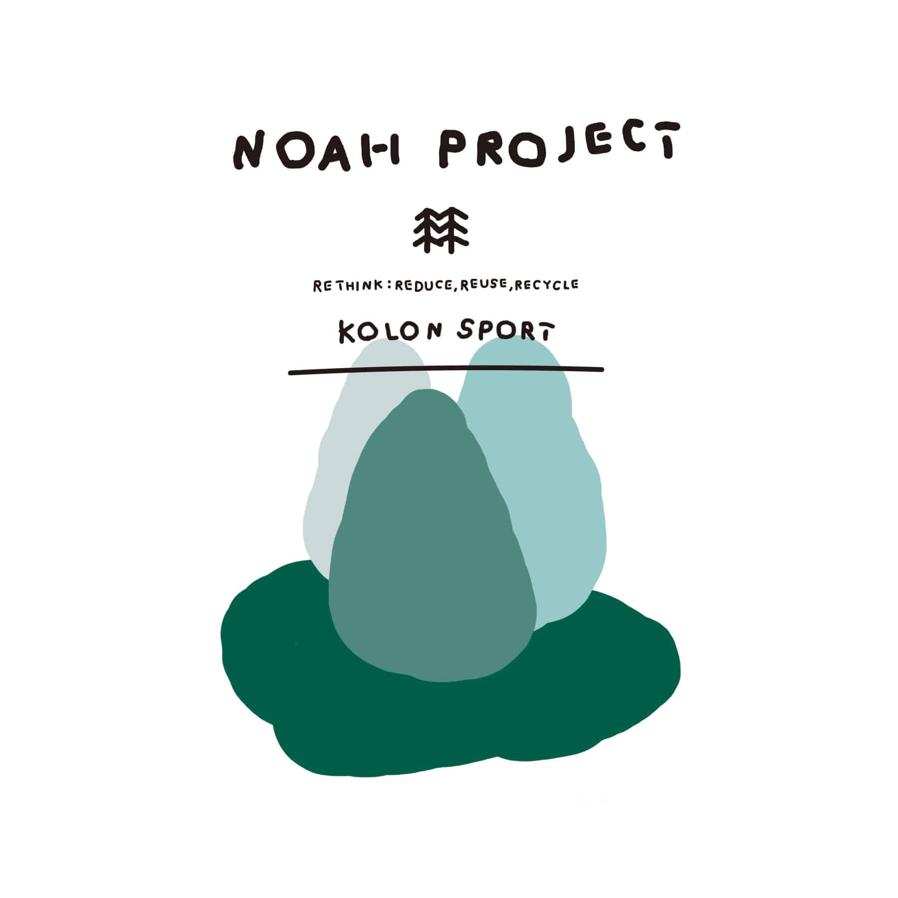 NOAH PROJECT by KOLON SPORT
